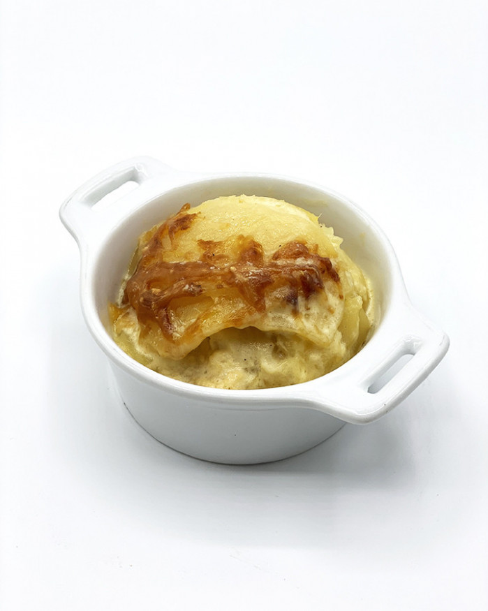 GRATIN DAUPHINOIS A L'ANCIENNE (250G/PERS)