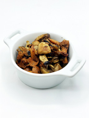 FRICASSEE CHAMPIGNONS (150G/PERS)